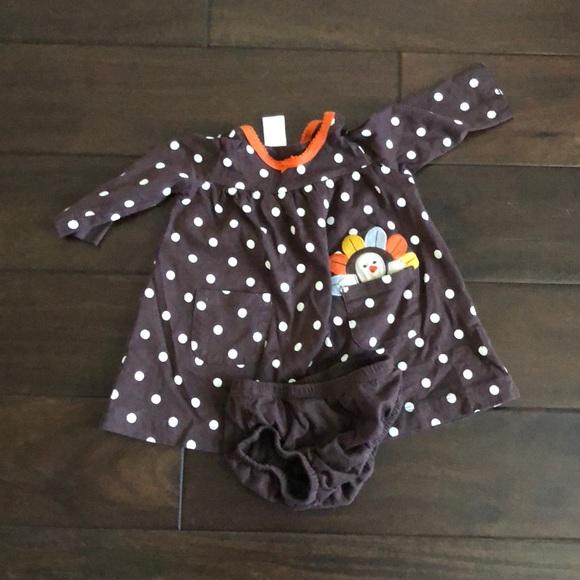 94eb5a71b Carter's Dresses | Carters Baby Girl Thanksgiving Dress | Poshmark